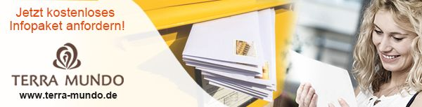 Jetzt kostenlos Infopaket anfordern!
